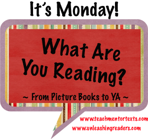 monday what are you reading?