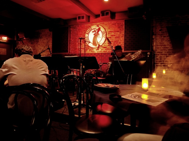 blues alley